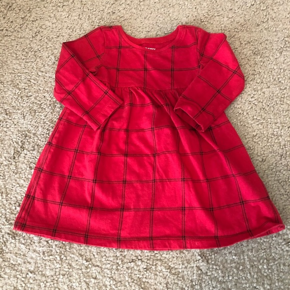 Old Navy Other - Toddler Windowpane Check Dress